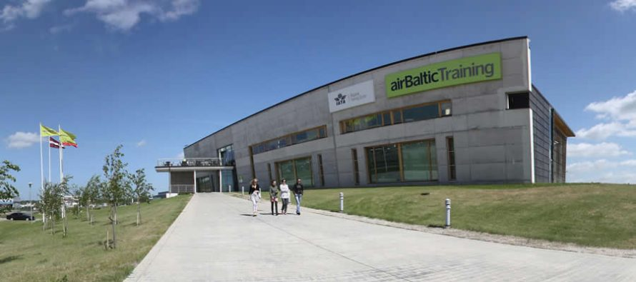 airBaltic orders an Airbus A220 full-flight simulator from CAE