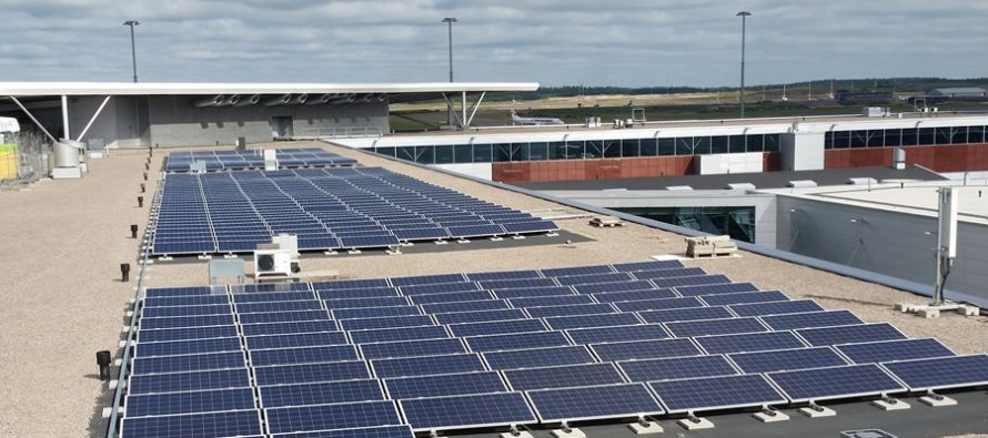 Finavia to increase solar power production