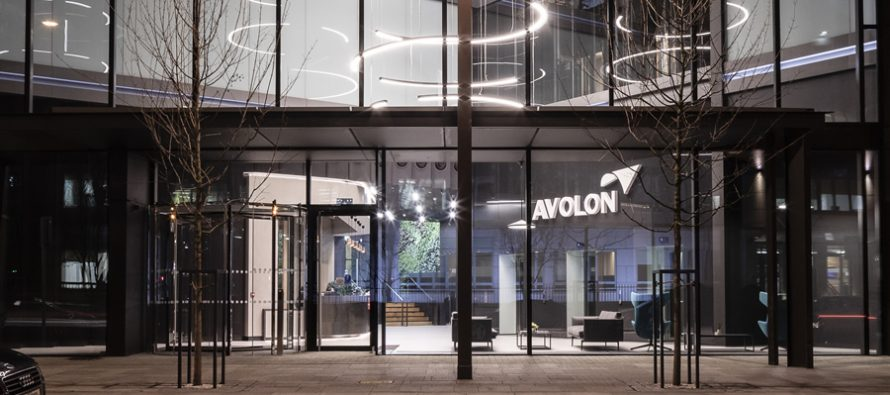 Avolon provides a first quarter update