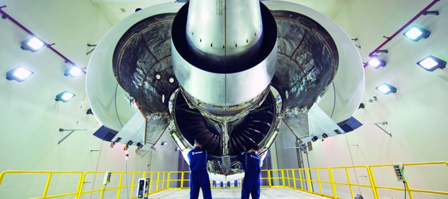 Air Premia selects Trent 1000 engines for its 10 Boeing 787 Dreamliners