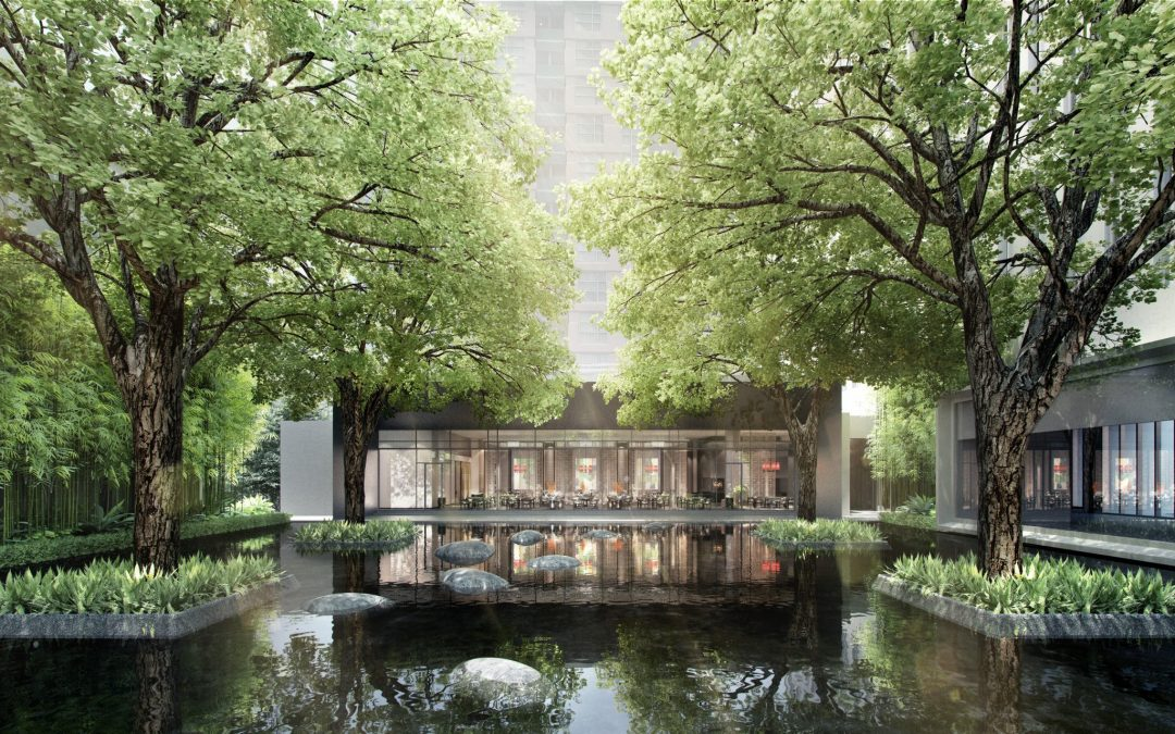 """Classy with a hint of Thai"": The brand new Four Seasons Hotel"