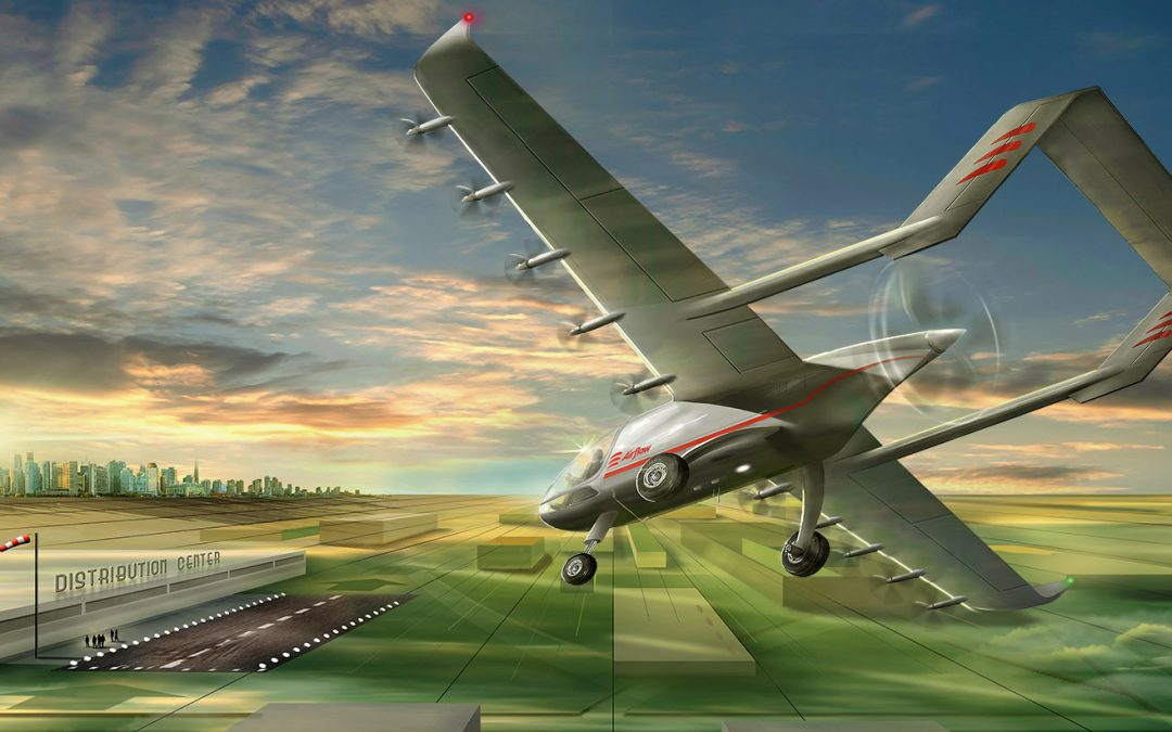 The aviation revolution will be electrified