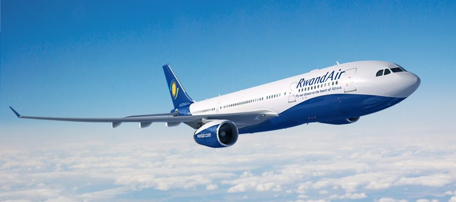 RwandAir to suspend flights temporarily to and from Guangzhou, China