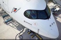 AerCap delivers second new A350 XWB to Ethiopian Airlines