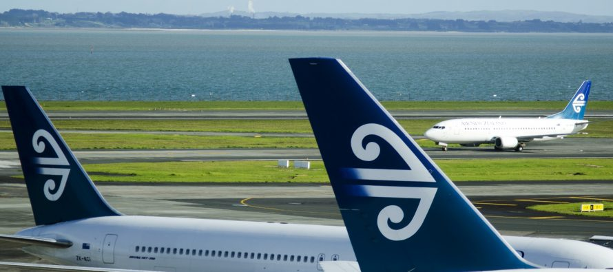 Air New Zealand teams with ST Engineering for drone aircraft inspection