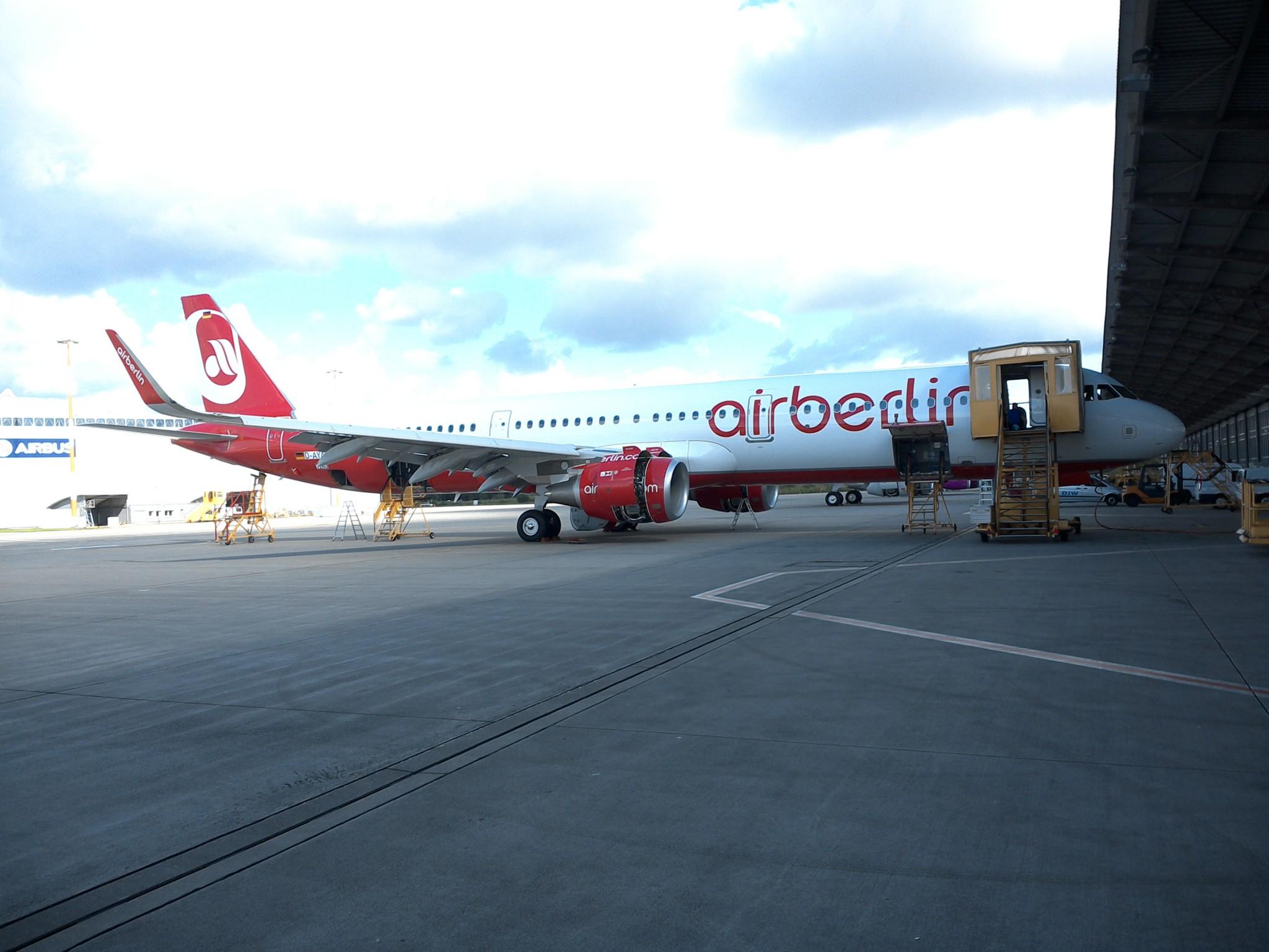 Air Berlin A321-200