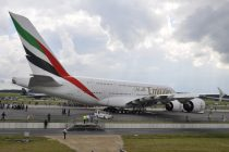Emirates A380 to fly to Jordan