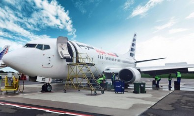Express Air Cargo at FL Technics
