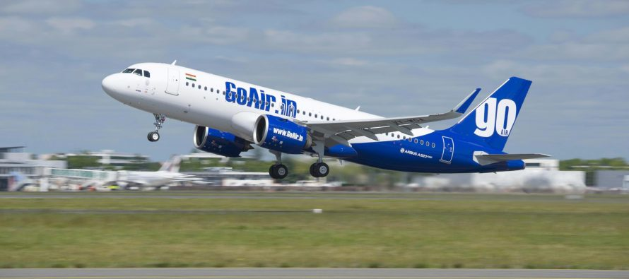 GoAir flights approved for nine countries