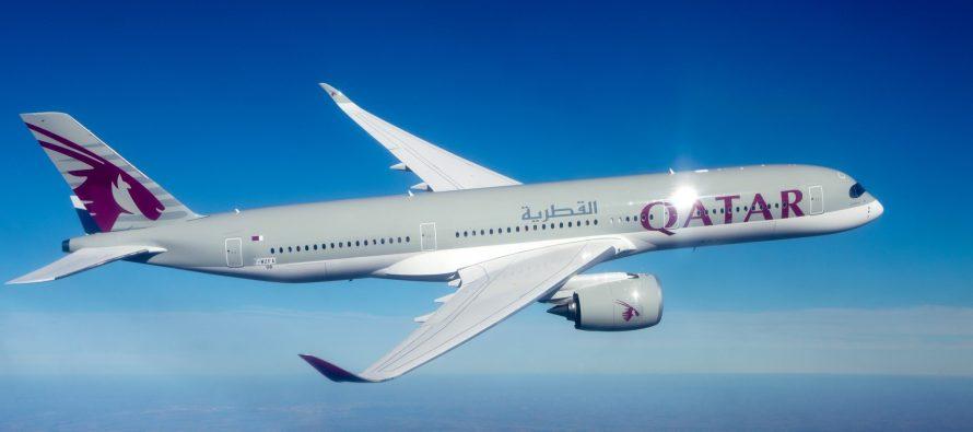 Qatar Airways grows its A350-1000 fleet