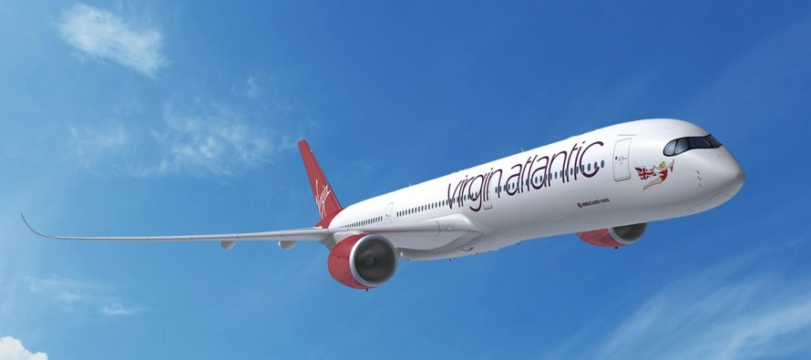 Virgin Atlantic aircraft clips wing with EqyptAir plane at JFK