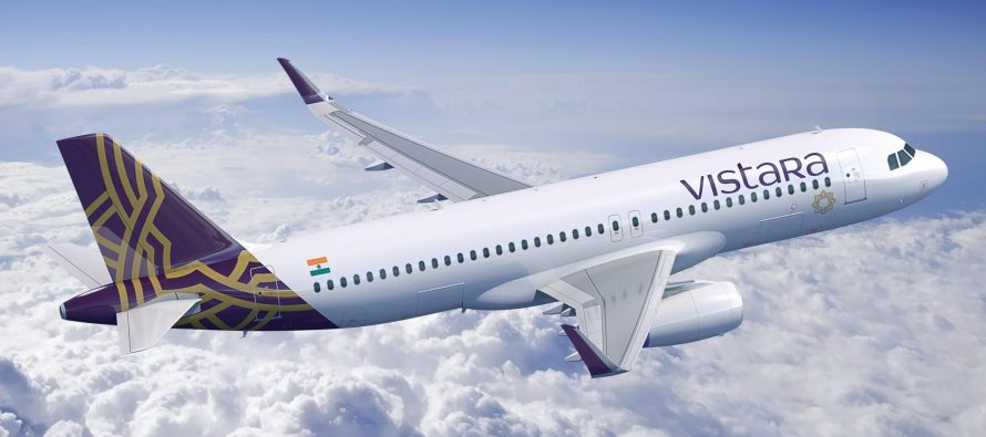 Equity injection for Vistara