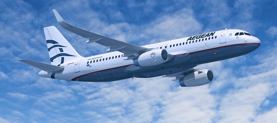 Aegean Airlines reports its 2017 results