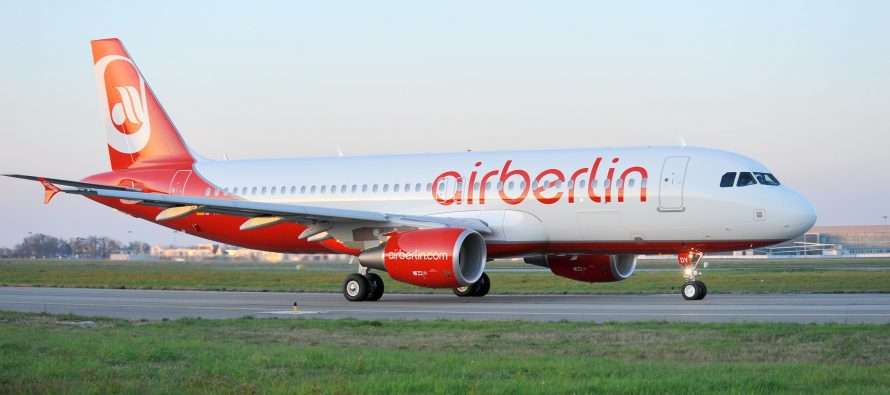 AirBerlin in administration