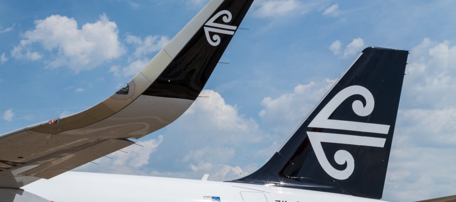 AirNZ and SIA extend alliance