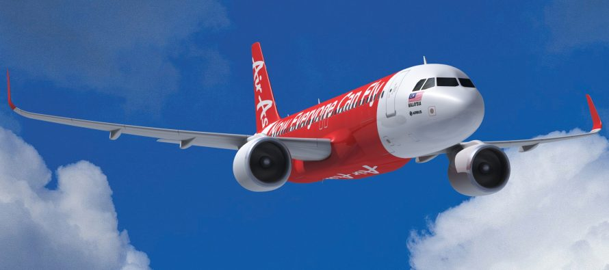 First A320neo assembled in Tianjin delivered to Air Asia