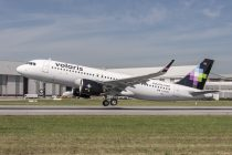 AerCap delivers its first A320neo aircraft, on lease to Volaris