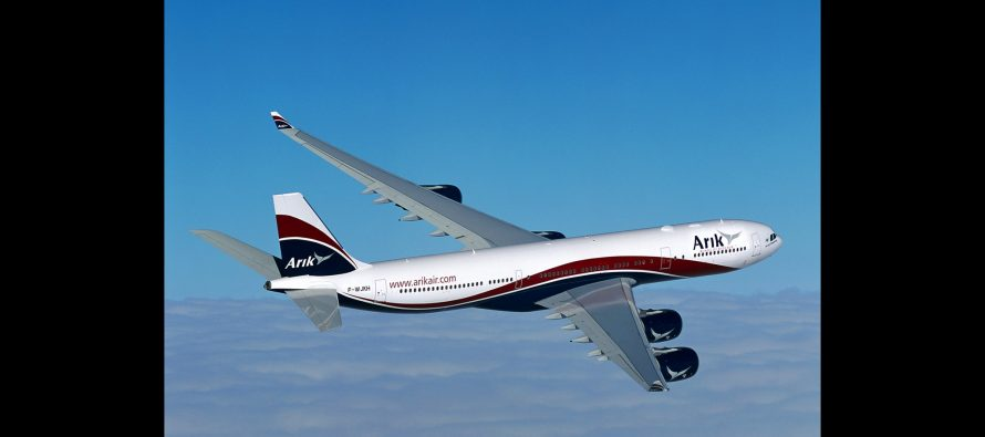 Arik to reduce flight operations
