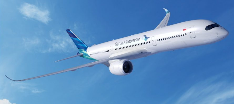 Garuda Indonesia to Fly to US via Japan