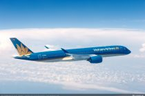 DAE delivers one A350-900 to Vietnam Airlines