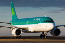 Aer Lingus announces additional services for 2017