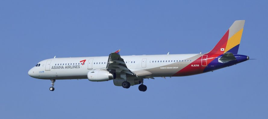 AAR Signs Landing Gear Maintenance Contract with Asiana Airlines