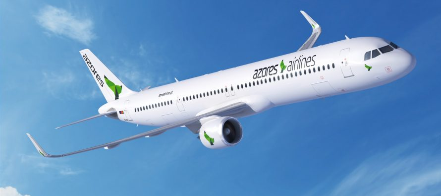 ALC places six new A321neos with Azores Airlines