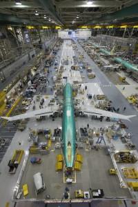 Boeing 737, Max Renton Factory
