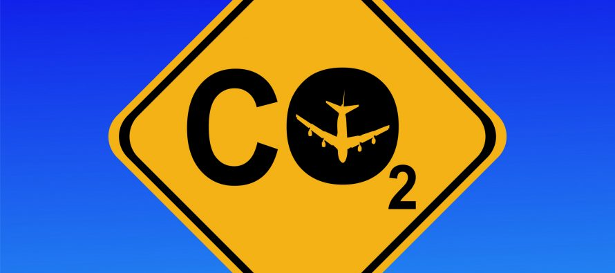 European countries declare their support for scheme to limit aviation emissions