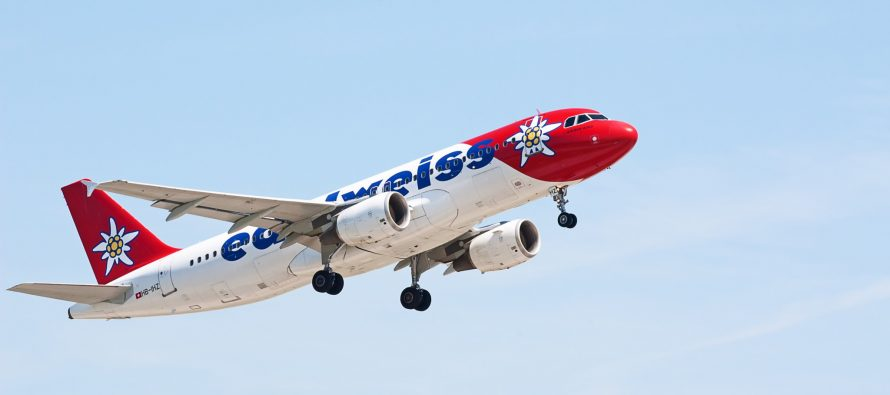 Edelweiss Air takes delivery of three A340-300s
