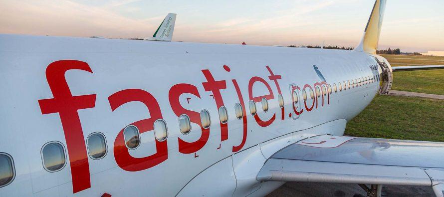 Fastjet posts interim results for H12016