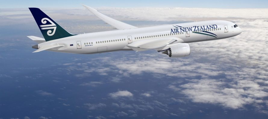 Air New Zealand to appoint interim CEO in September