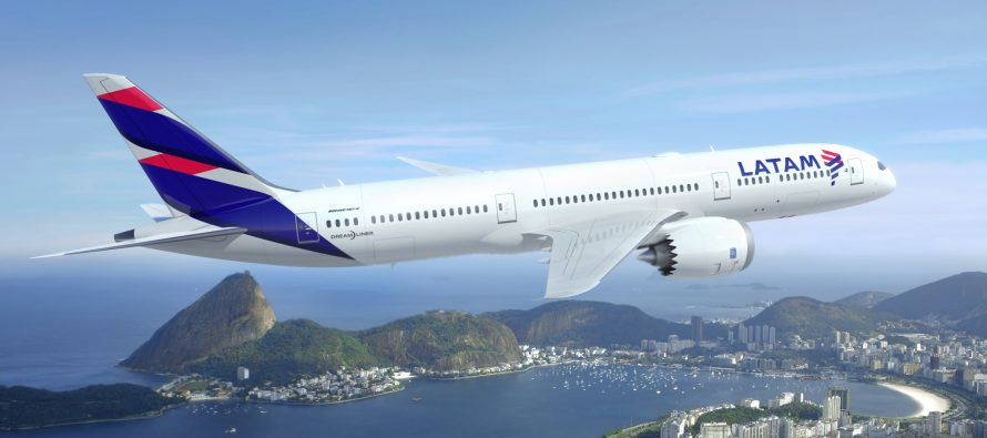 LATAM Airlines inaugurates service to South Africa