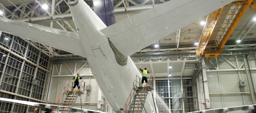 ST Engineering's Aerospace secures three-year airframe heavy maintenance contract