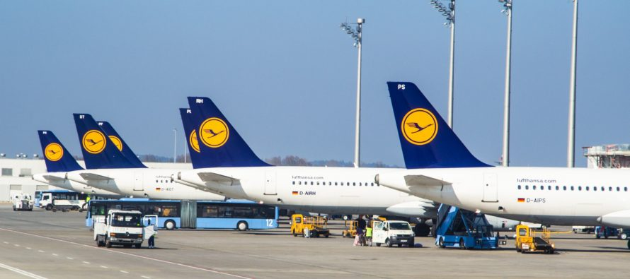 Lufthansa chooses WFS for ramp handling in Newark