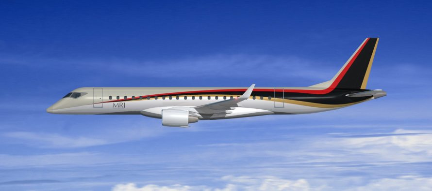 MRJ Conducts Hot Weather Test Flights
