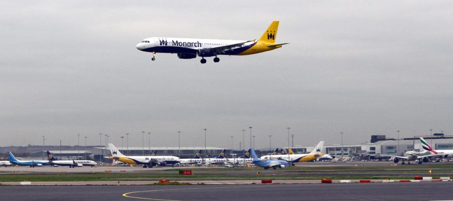 UK court rules in favour of Monarch