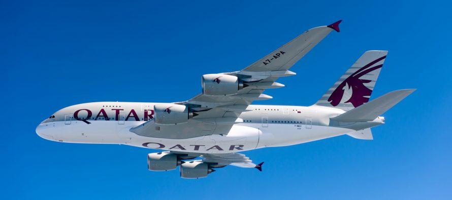 Qatar Airways starts flying a380 to Sydney due to increase in passenger demand
