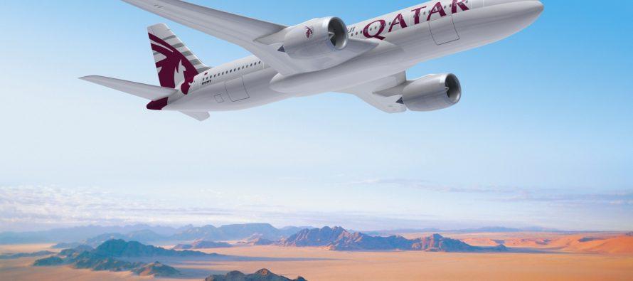 Qatar Airways signs $5 billion agreements with GE Aviation