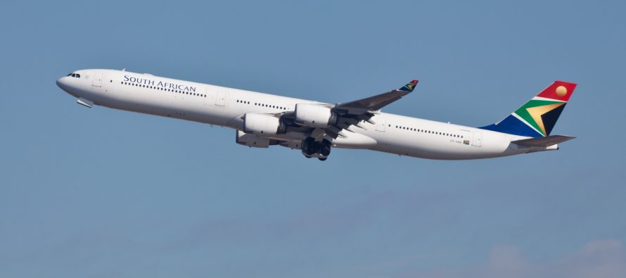 AAR to provide PBH, component management & repair services to South African Airways Technical