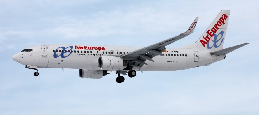 MTU Maintenance signs exclusive contract with Air Europa
