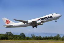 Cargolux Airlines closes latest JOLCO for Boeing 747-8F