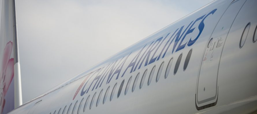 China Airlines hits back at protesters