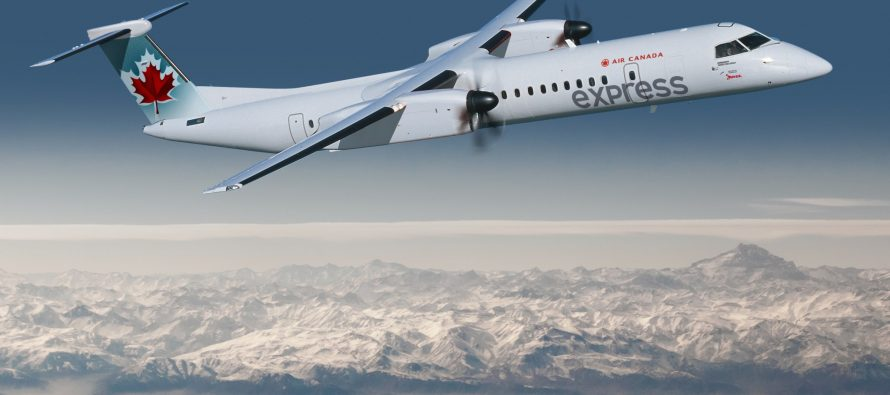 Air Canada prices Canadian dollar private EETC offering