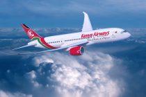 Kenya Airways celebrates 40 years of operation