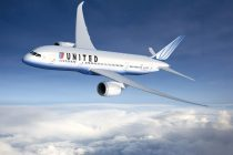 United Airlines funds one 787-9