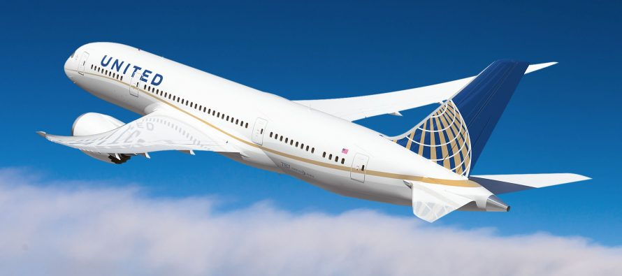 United prices first EETC of 2018