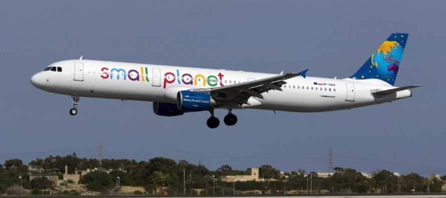 Small Planet Airlines announces new routes