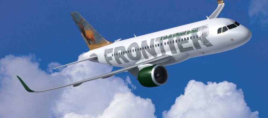 Frontier files for planned IPO