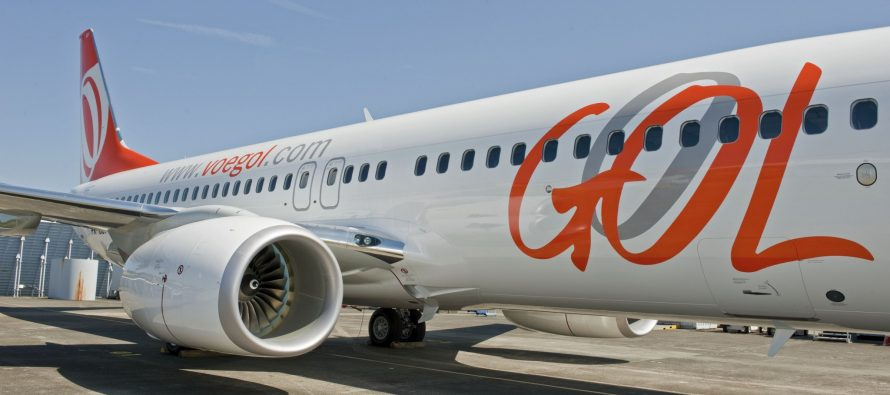 GOL renewing fleet with 135 737 MAXs